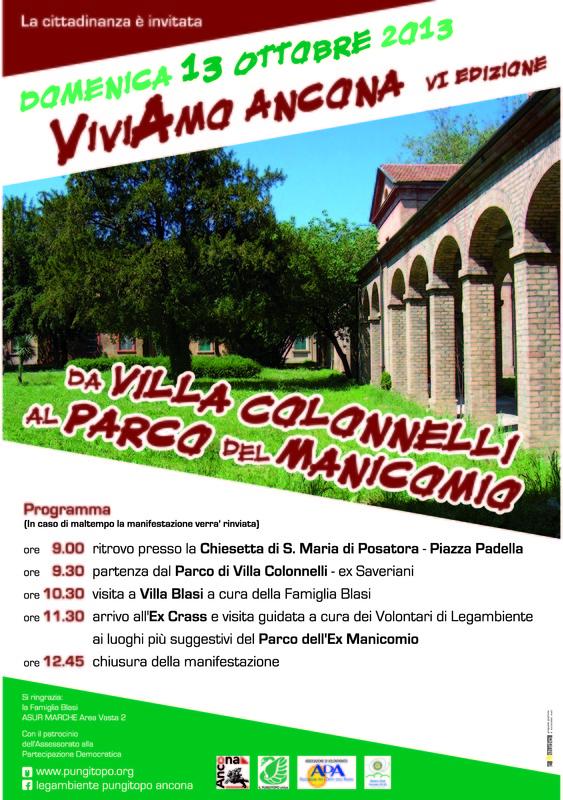 Miniatura per l'articolo intitolato:Viviamo Ancona