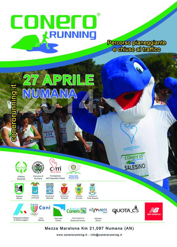Miniatura per l'articolo intitolato:Conero Running 2014