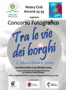 Ancona in Vetrina Volantino