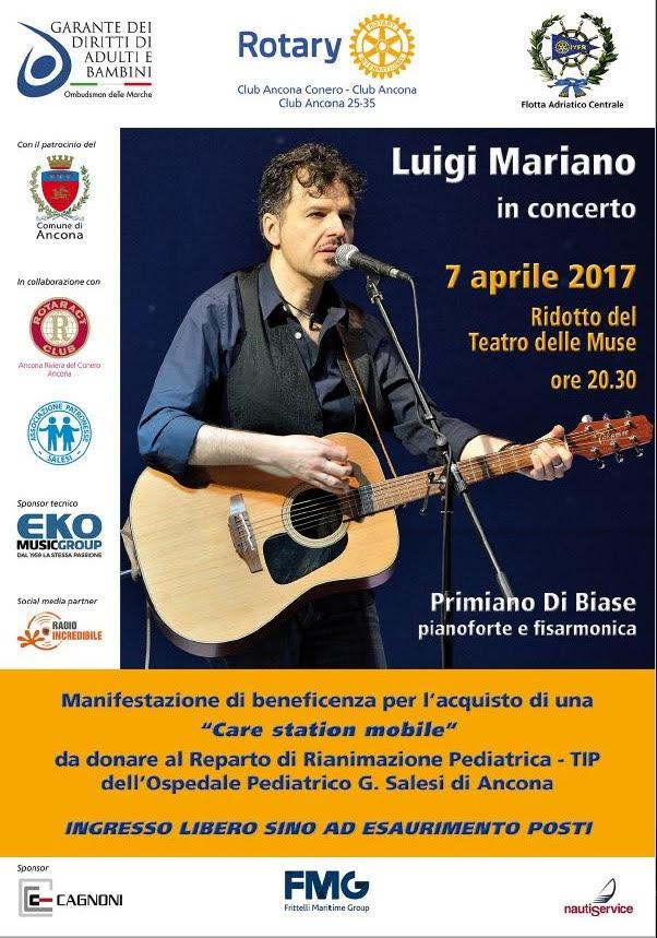 Miniatura per l'articolo intitolato:Concerto di Luigi Mariano
