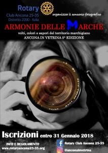 Concorso Fotografico Rotary AN 25-35 Armonie delle Marche