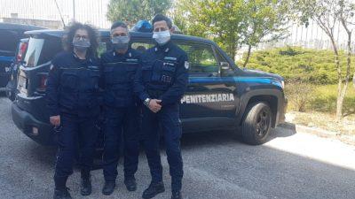 Miniatura per l'articolo intitolato:Donazione di Mascherine alla Polizia Penitenziaria