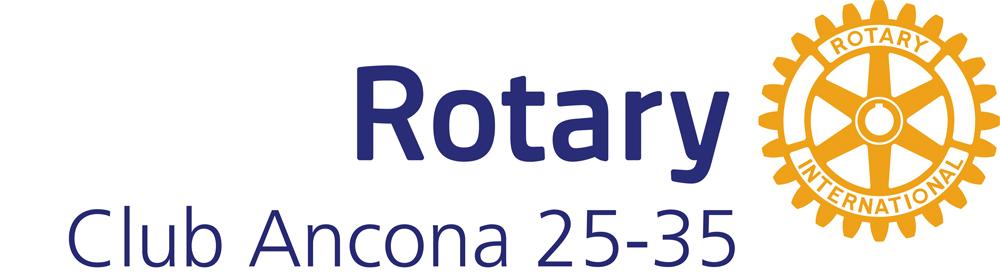 Logo perRotary Club Ancona 25-35